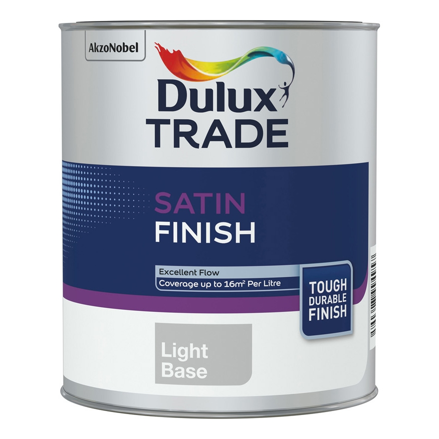 Dulux Satin Finish
