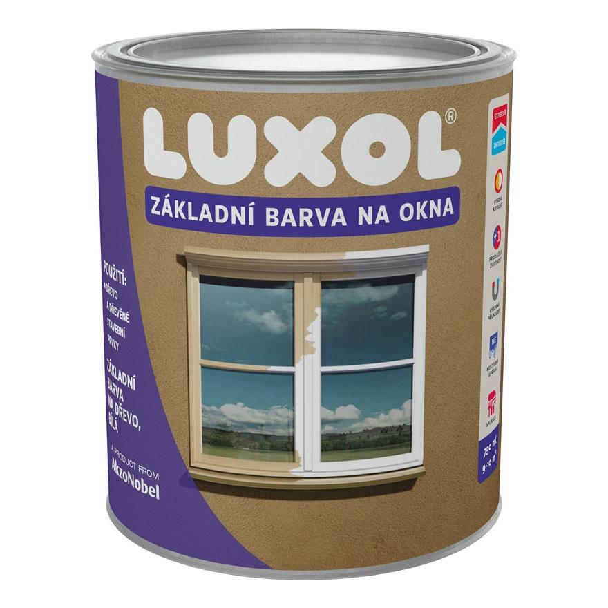 Luxol Základná Farba Na Okná