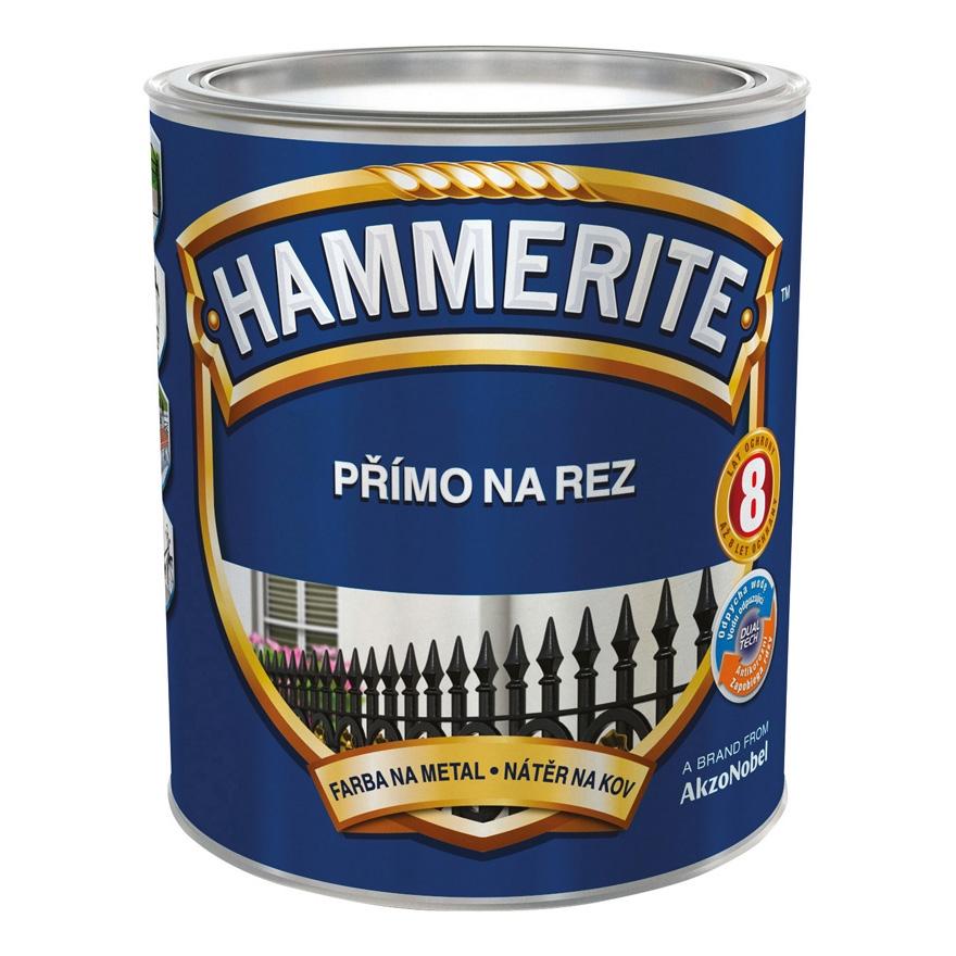 Hammerite Priamo Na Hrdzu