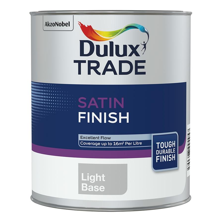 Dulux Satin Finish