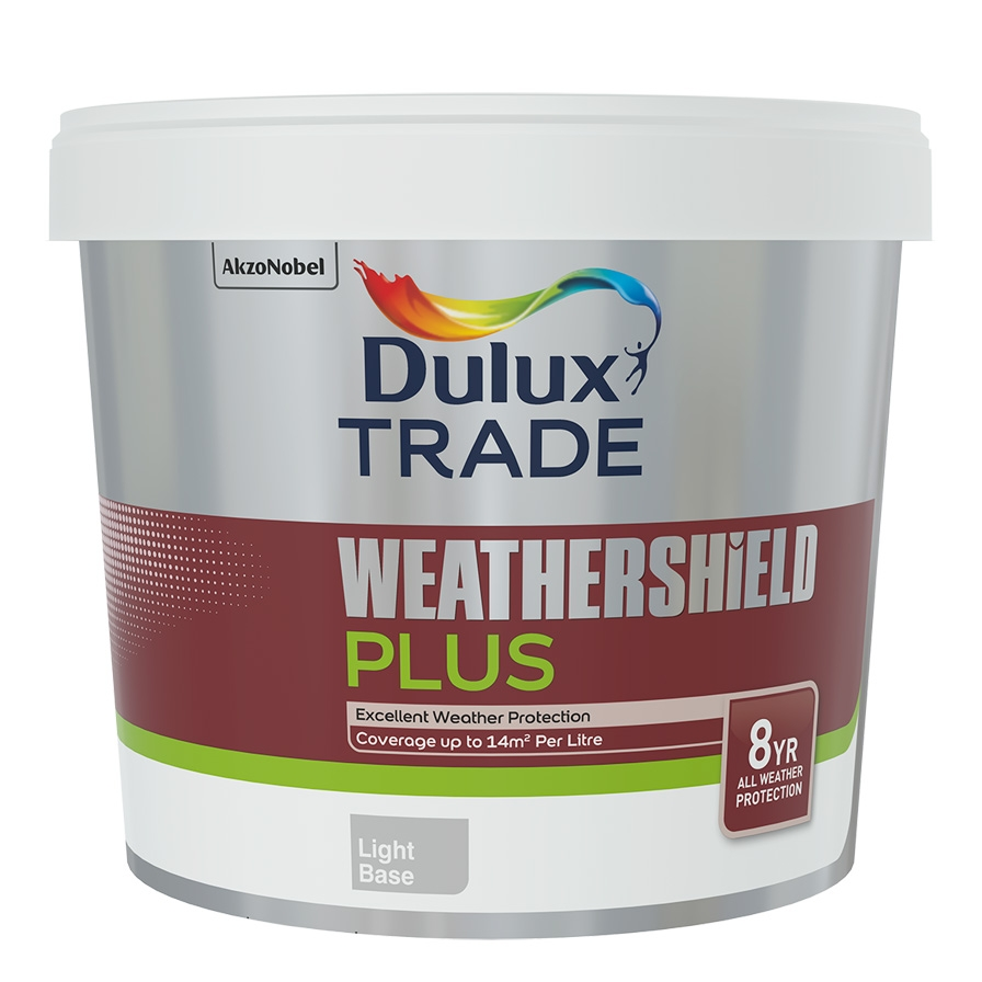 Dulux Weathershield Plus