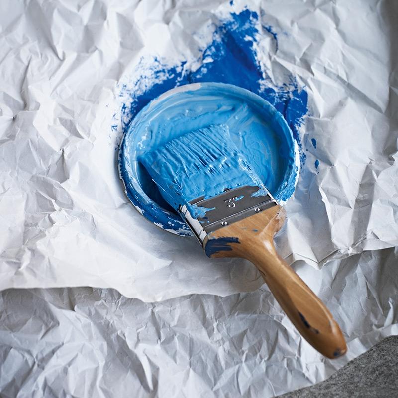 Farby na steny a omietky