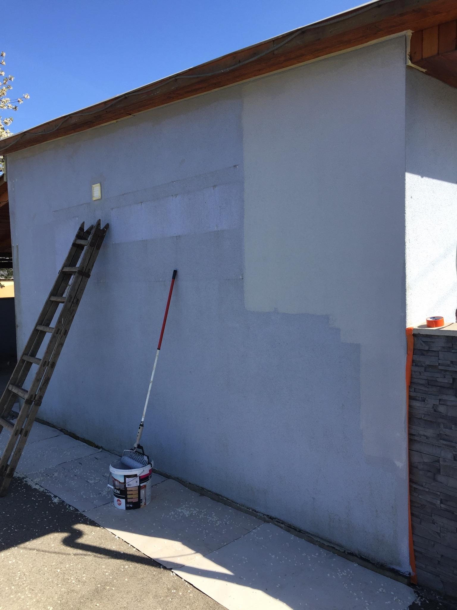Obnova náteru fasády 436753268