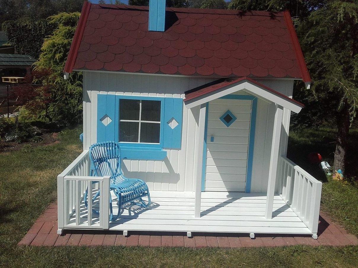 Záhradný domček 1140799497