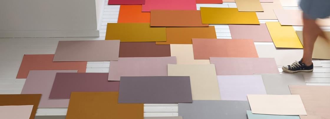 Základné rozdelenie farieb